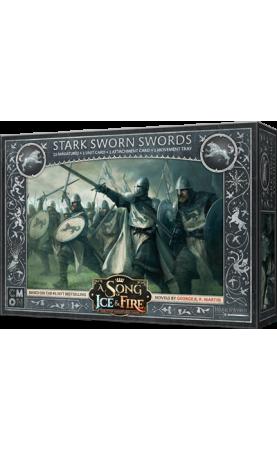 Trône de Fer (Le) - Le Jeu de Figurines: Héros Stark I