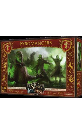 Pyromanciens - Le Trône de Fer (FR / ES / DE)
