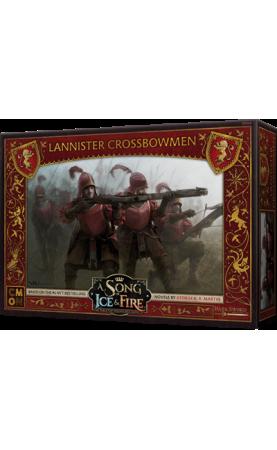 Arbalétriers Lannister - Le Trône de Fer (FR / ES / DE)