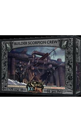 Scorpion et Équipage de Constructeurs - Le Trône de Fer...
