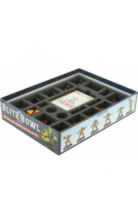 Feldherr Foam Set for Blitz Bowl board game box