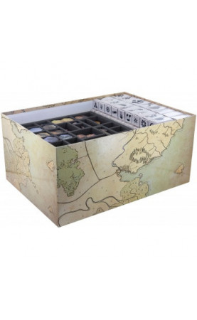 Feldherr foam set for Gloomhaven - board game box