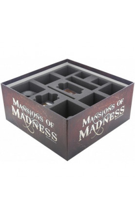 Feldherr foam tray set for Mansions of Madness Second...