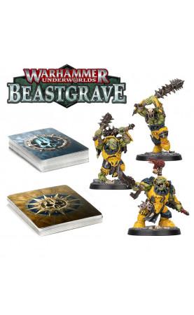 Warhammer Underworlds: Beastgrave – Krazeurs de Morgok