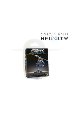 Infinity CodeOne - Liang Kai