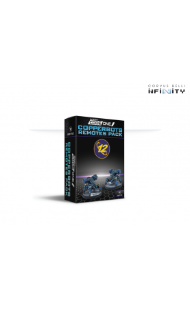 Infinity CodeOne - Copperbot Remotes Pack