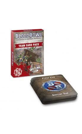 Paquet de cartes d'Équipe Snotling pour Blood Bowl (Anglais)