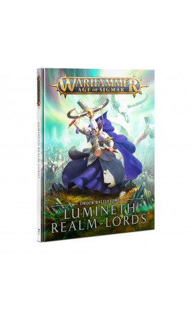 Battletome: Lumineth Realm-lords (old)