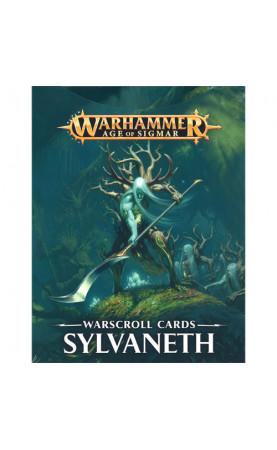 Sylvaneth - Warscroll Cards - FR