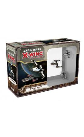 Star Wars X-Wing : Ennemis Publics (paquet d'extension)
