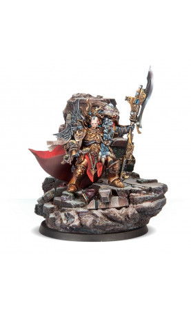 Constantin Valdor, Captain-General of the Legio Custodes
