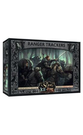 Trône de Fer (Le) - Le Jeu de Figurines: Ranger Trackers...