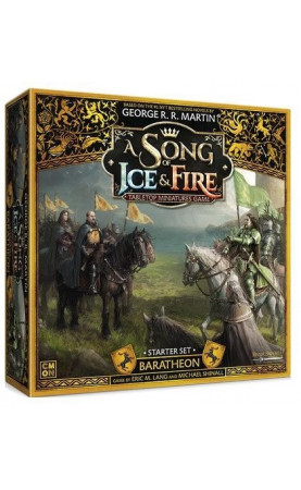 A Song Of Ice and Fire : Baratheon Starter Set (EN)