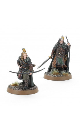 Anborn & Mablung, Rangers of Ithilien™