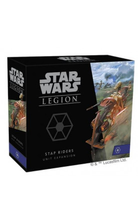 Star Wars : Legion - STAP Riders Unit Expansion (EN)