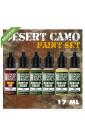 Set Peinture - Camouflage Desert
