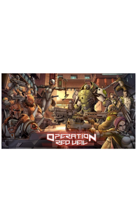 Infinity : Operation Red Veil