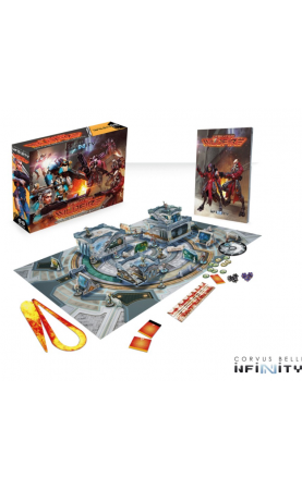 Infinity - Operation: Wildfire Battle Pack