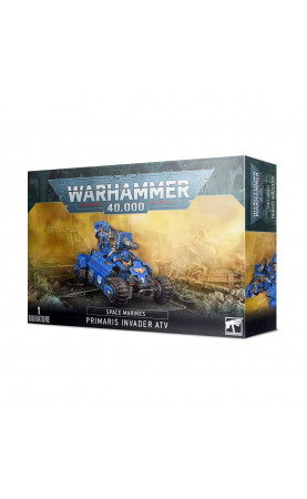 Space Marines Quad Invader Primaris