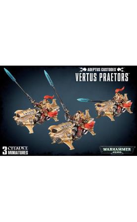 Shield-Captain sur motojet Dawneagle / Vertus Praetors