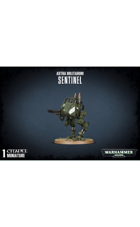 Armoured Sentinel / Scout Sentinel