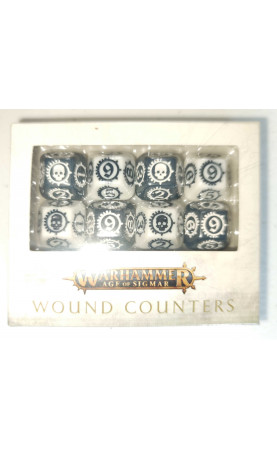 Wound Counters x 12