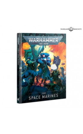 Codex: Space Marines (EN)