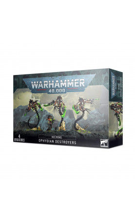 NECRONS: DESTROYERS OPHYDIENS