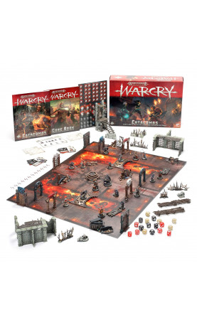 WARCRY: CATACOMBES (FRANCAIS)