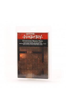 WARCRY: PACK DE PLATEAUX CATACOMBES