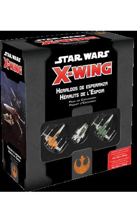 Star Wars X-Wing: Hérauts de l'Espoir
