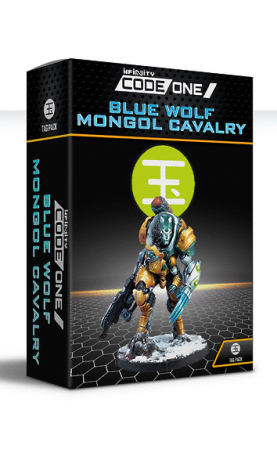Blue Wolf Mongol Cavalry (TAG)