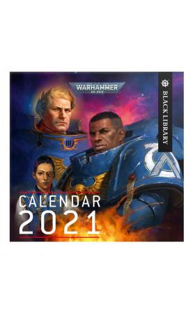 Warhammer 40000 2021 Calendar