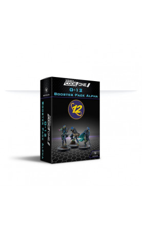 INFINITY - O-12 BOOSTER PACK ALPHA