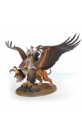 Freeguild General / Battlemage  on Griffon