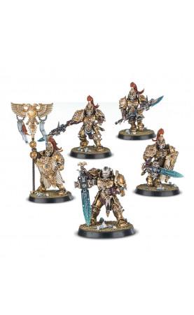 Custodian Guard Squad / Shield-Captain /Vexilus Praetor