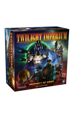 Twilight Imperium 4th Edition: Prophecy of Kings (EN)