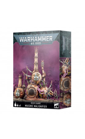 DEATH GUARD: EXHAUSTEUR...