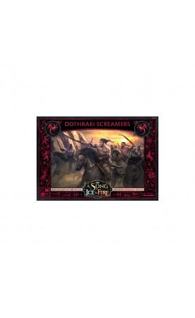 Targaryen Dothraki Screamers Expansion - Le Trône de Fer...