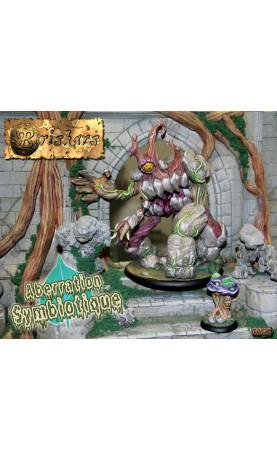 Aberration symbiotique Coffret 2 figurines