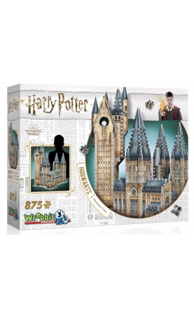 Astronomy Tower - Puzzle Harry Potter 3D
