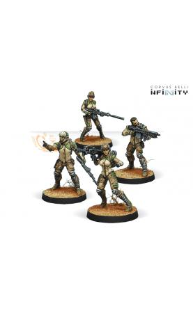 Haqqislam - Ghulam Infantry
