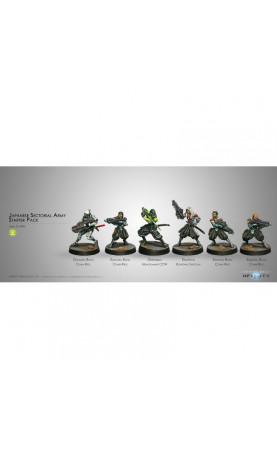 Yu Jing - Japanese Sectorial Army (Yu Jing Sectorial...