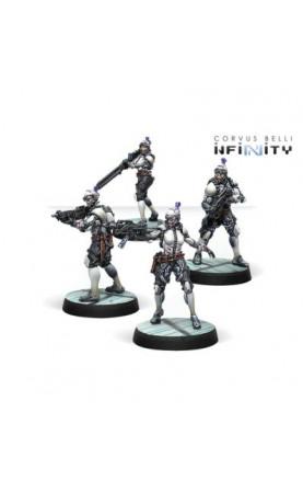 Aleph - Scylla & Drakios, Steel Phalanx NCOs