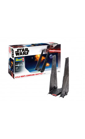 Star Wars - Kylo Ren's Command Shuttle (1:93)