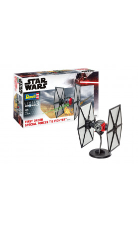 Star Wars - First Order Special Forces TIE Fighter (1:35)