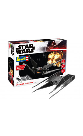Star Wars - Kylo Ren's Tie fighter (1:70)