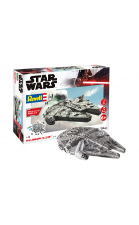 Star Wars - Millennium Falcon (1:164)