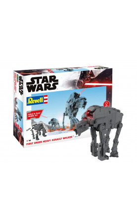 Star Wars - First Order Heavy Assault Walker (1:164)