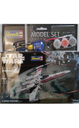 Star Wars - X-Wing Fighter (1:112) Model Set